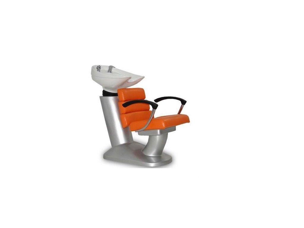 Mycí box Italpro - oranžový