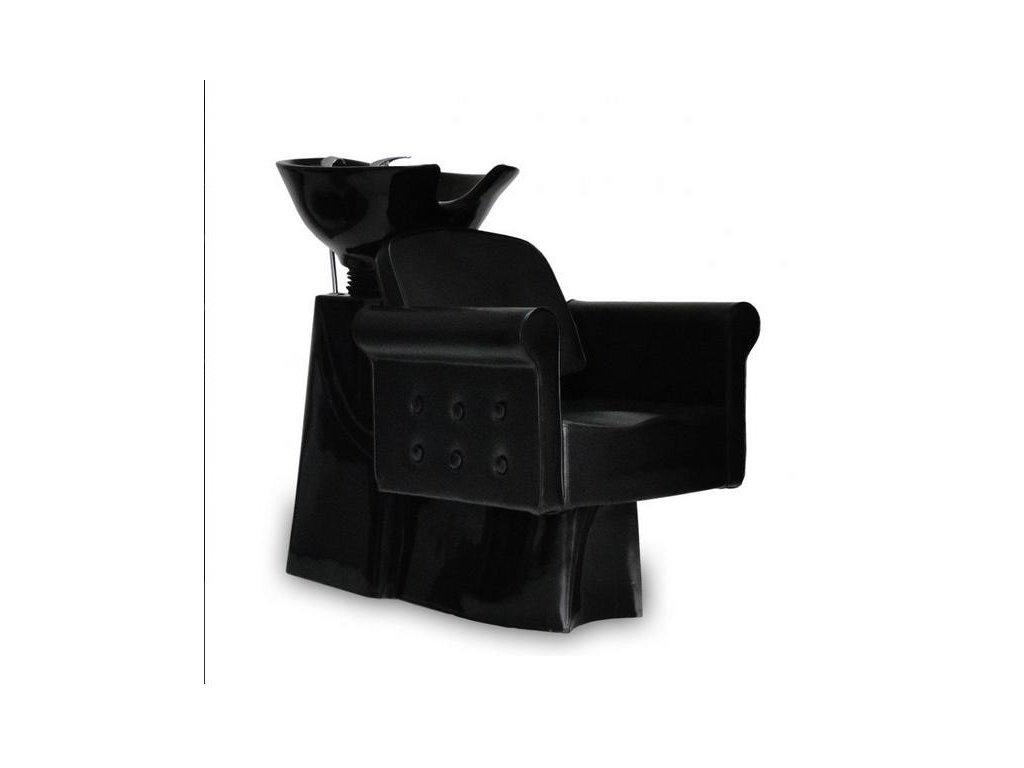 Mycí box Miami - černý