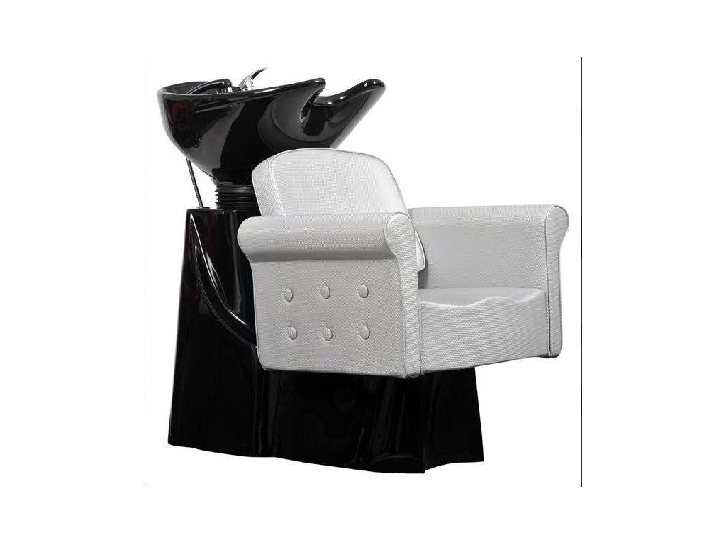 Mycí box Miami - šedý
