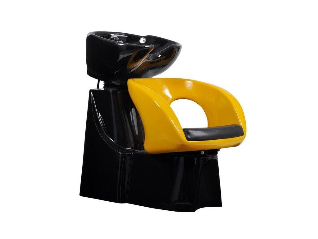 Mycí box OVO - žlutý