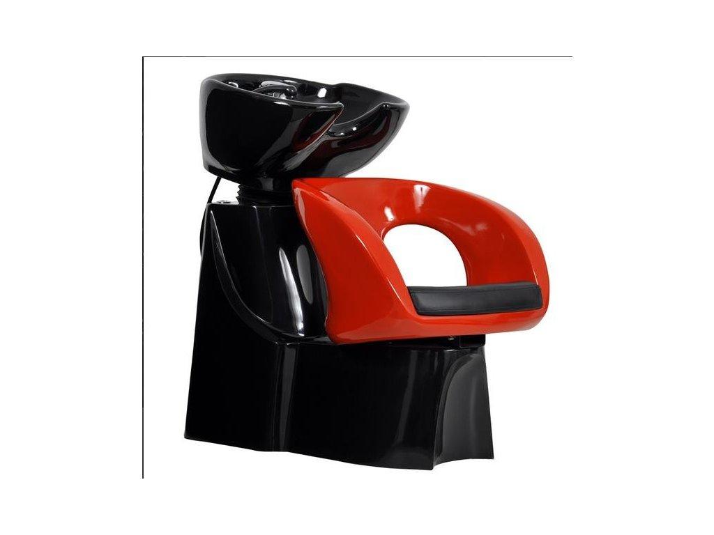 Mycí box OVO - červený