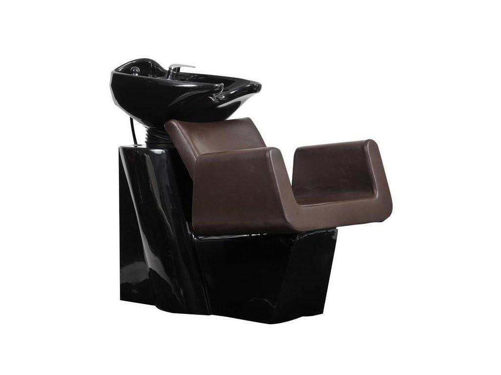 Mycí box Bell - hnědý