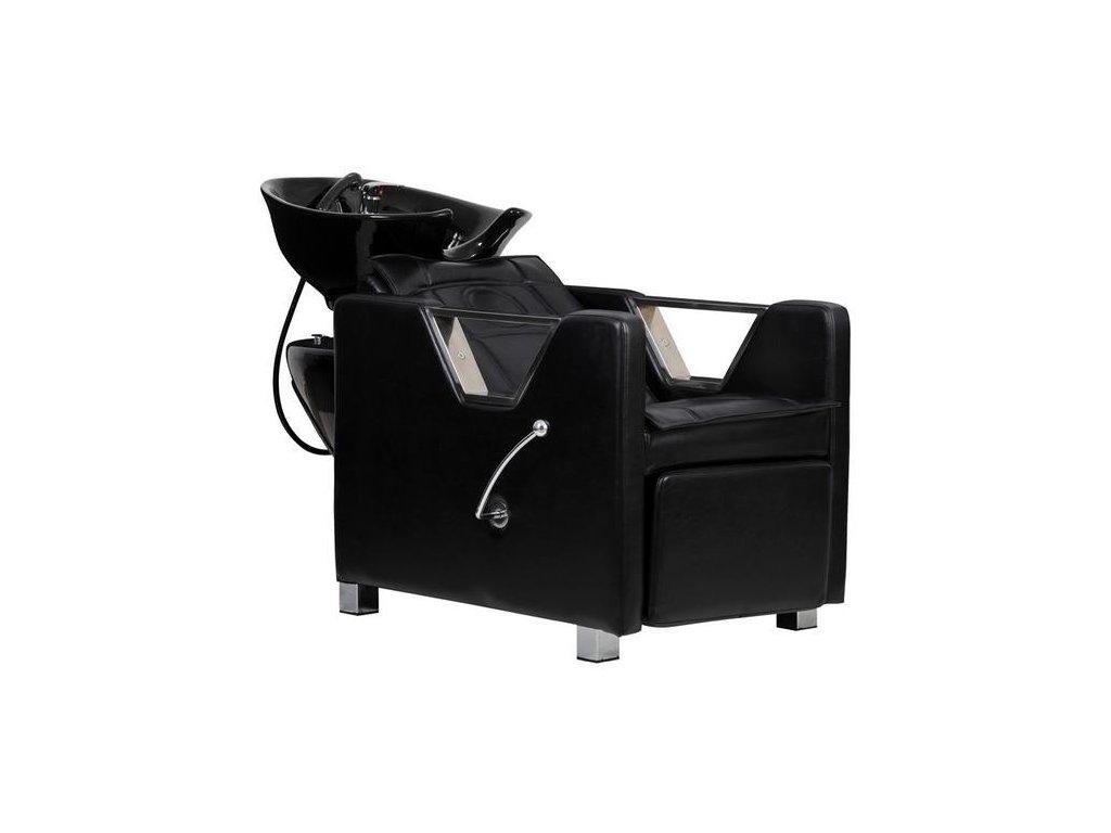 Mycí box Bristol - černý