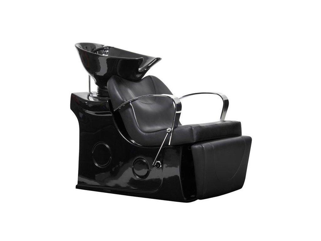 Mycí box Tivoli - černý