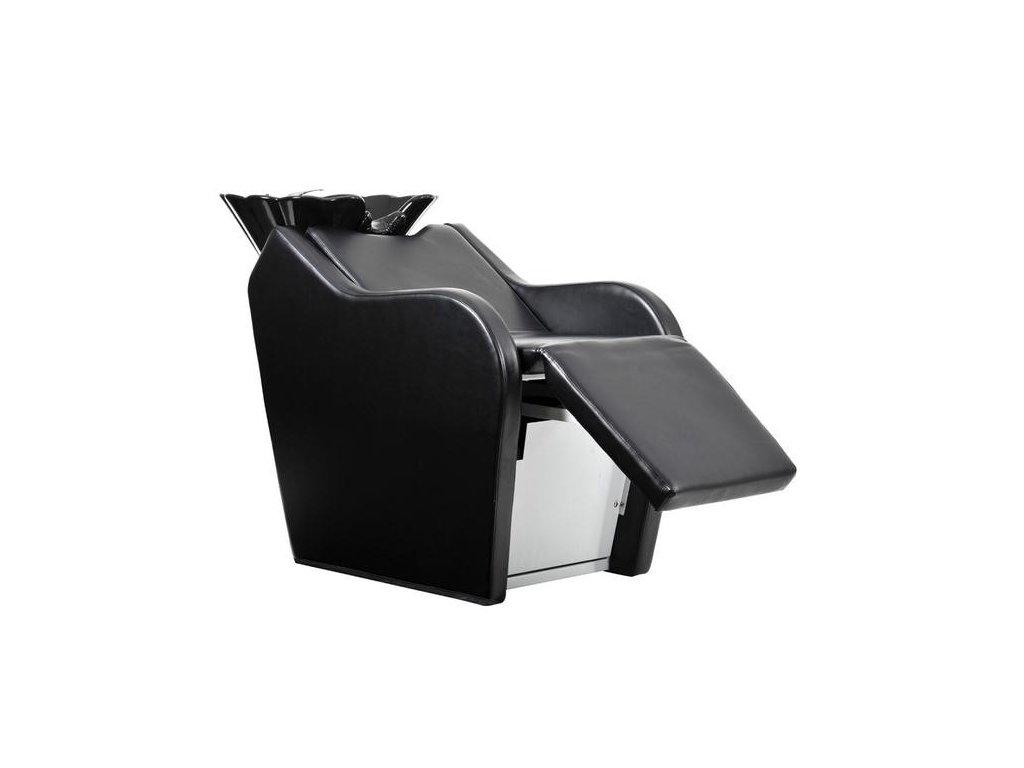 Mycí box Modena - černý