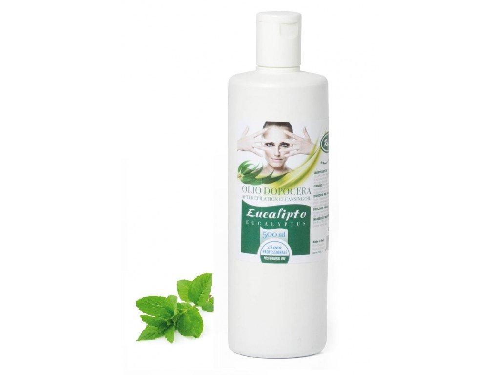 Podepilační olej eukalyptový 500 ml