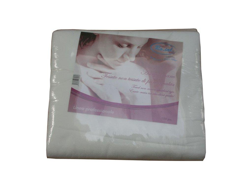 Ručníky - netkaná textilie