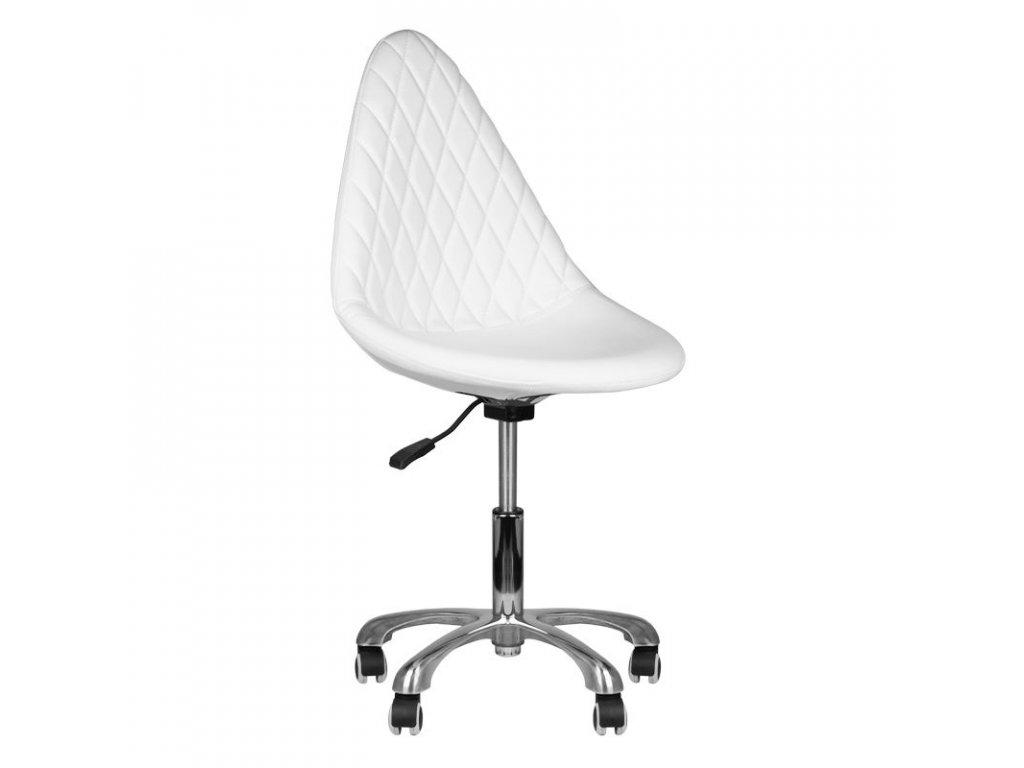 Židle - 265 bílá