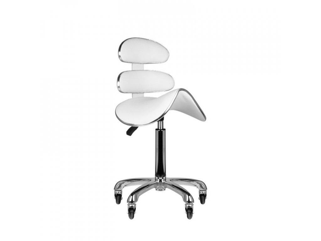 Židle AM - 880 bílá