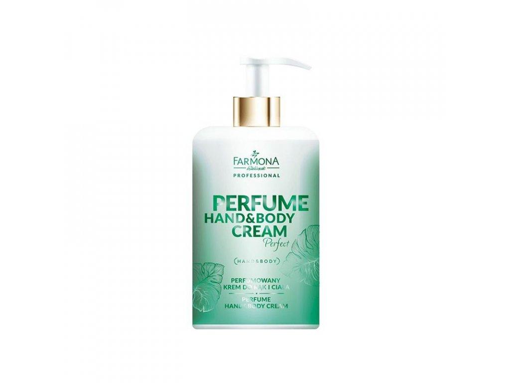 Parfémovaný krém na ruce a tělo FARMONA Perfect 300 ml