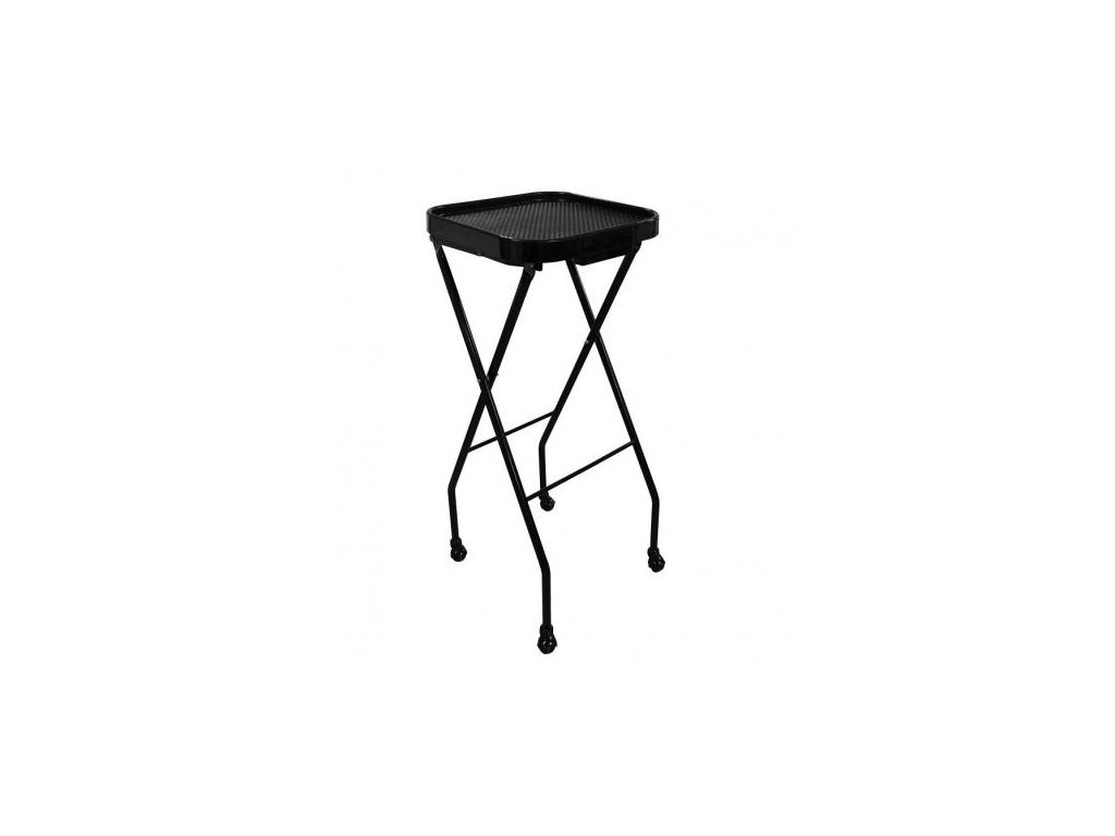 Kadeřnický stolek skládací