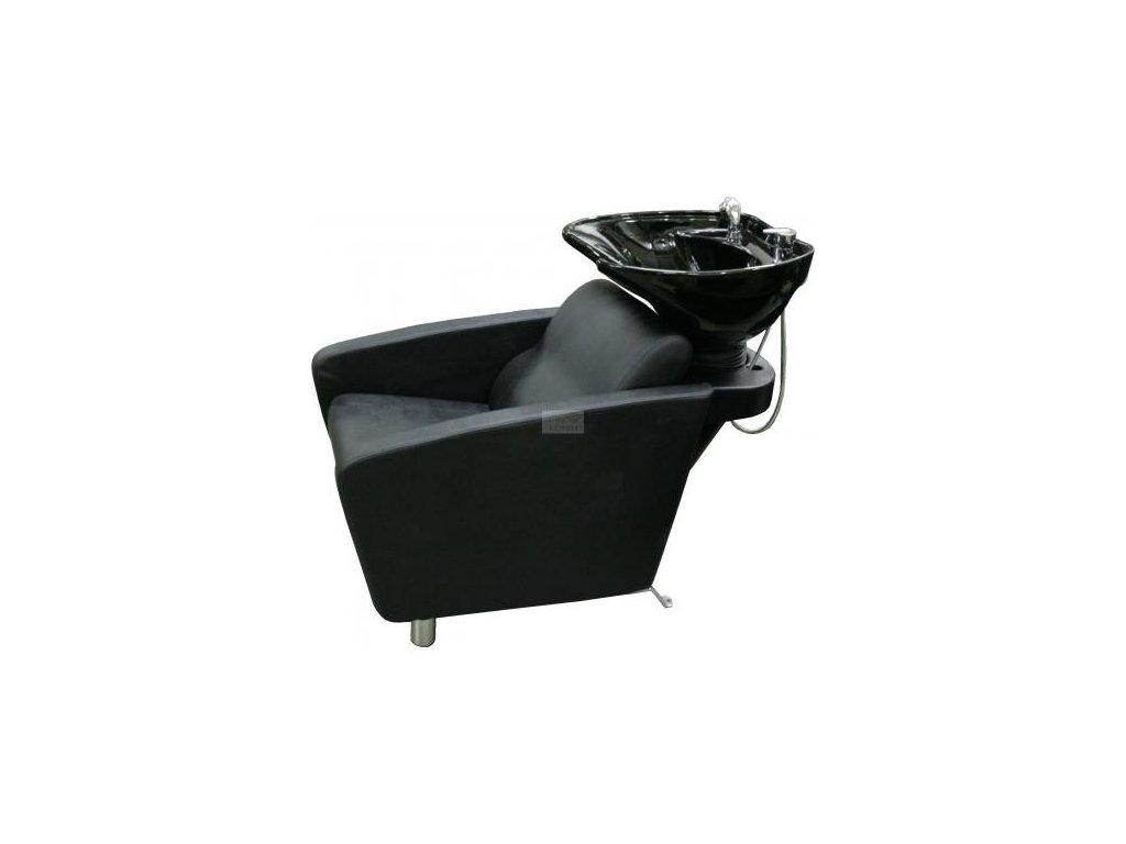 Mycí box Forte černý