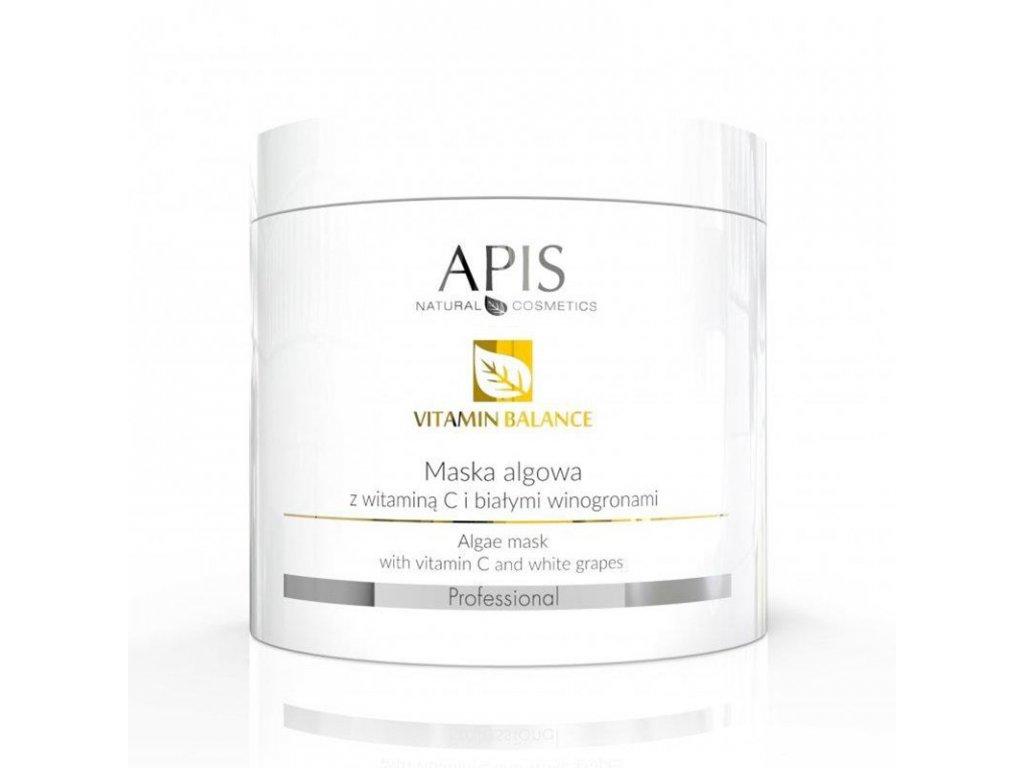 APIS Maska s bílým hroznem + vitamín C 250g