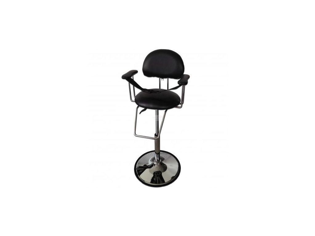 Dětská kadeřnická židle