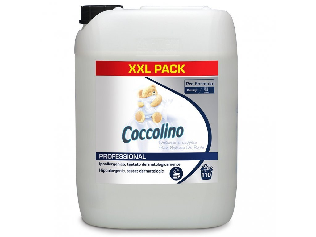 9254 coccolino avivaz 10l sensitive 110wl xxl pack