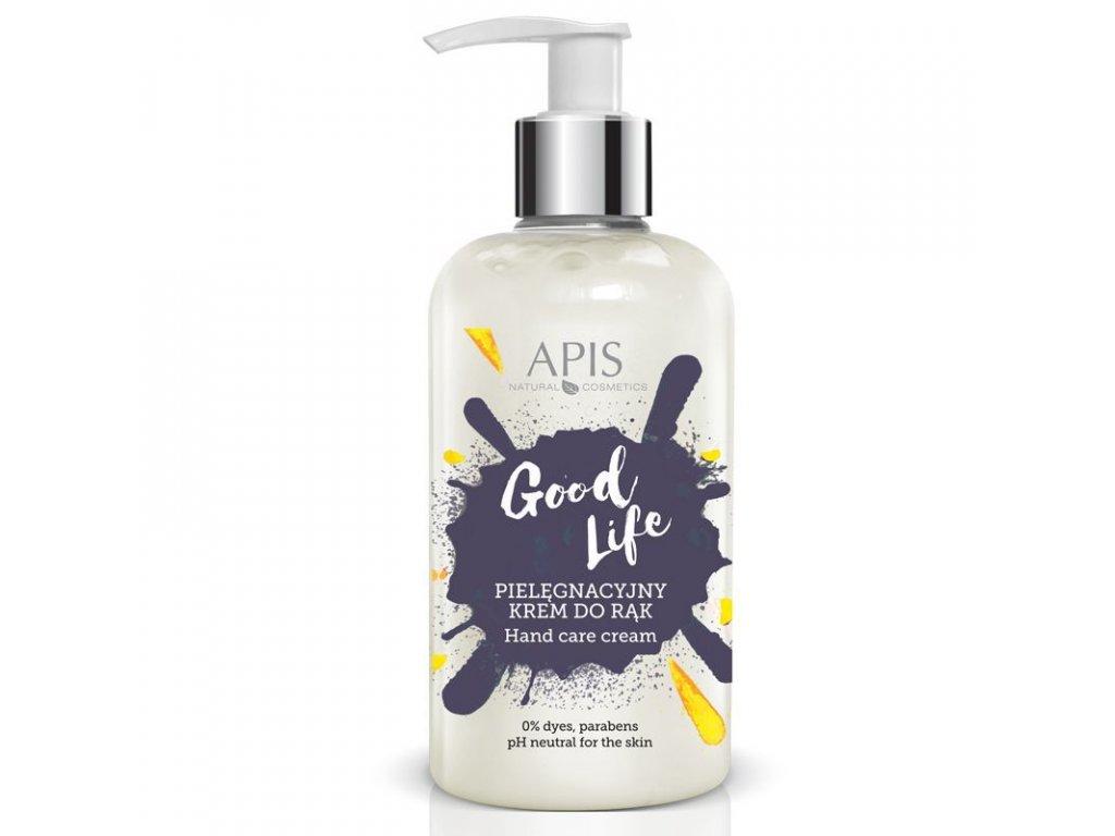 APIS Good Life - ošetřující krém na ruce 300ml