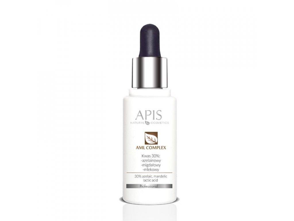 APIS Amlcomplex acid 30% (azelaová, mandlová, mléčná) 30 ml