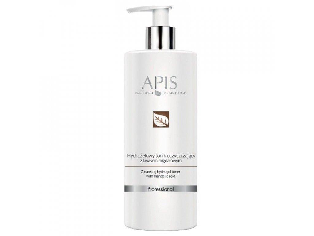 APIS Hydrogel čisticí tonikum s kyselinou mandlovou 500ml