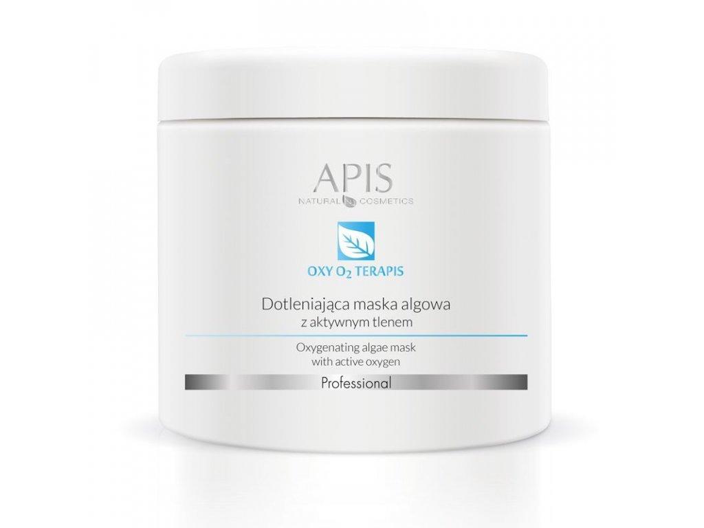 Maska APIS Algae okysličující aktivním kyslíkem 250g