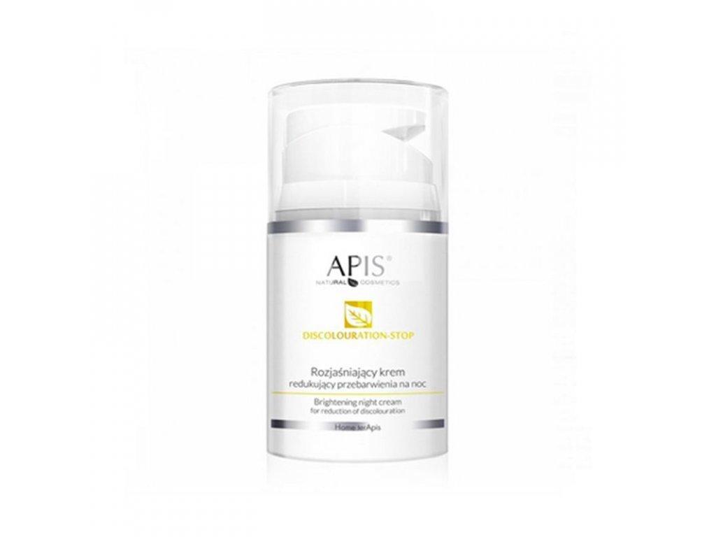 APIS Cream Home Terapis rozjasňující noční krém 50ml