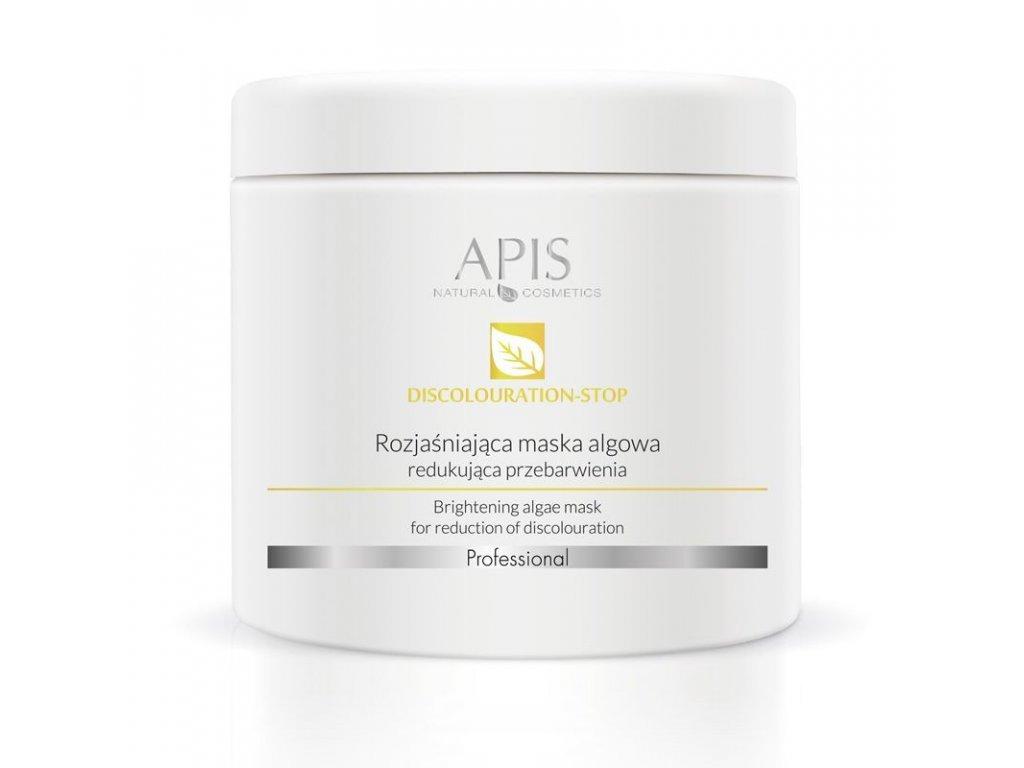 APIS řasová maska rozjasňuje a snižuje zbarvení 250g