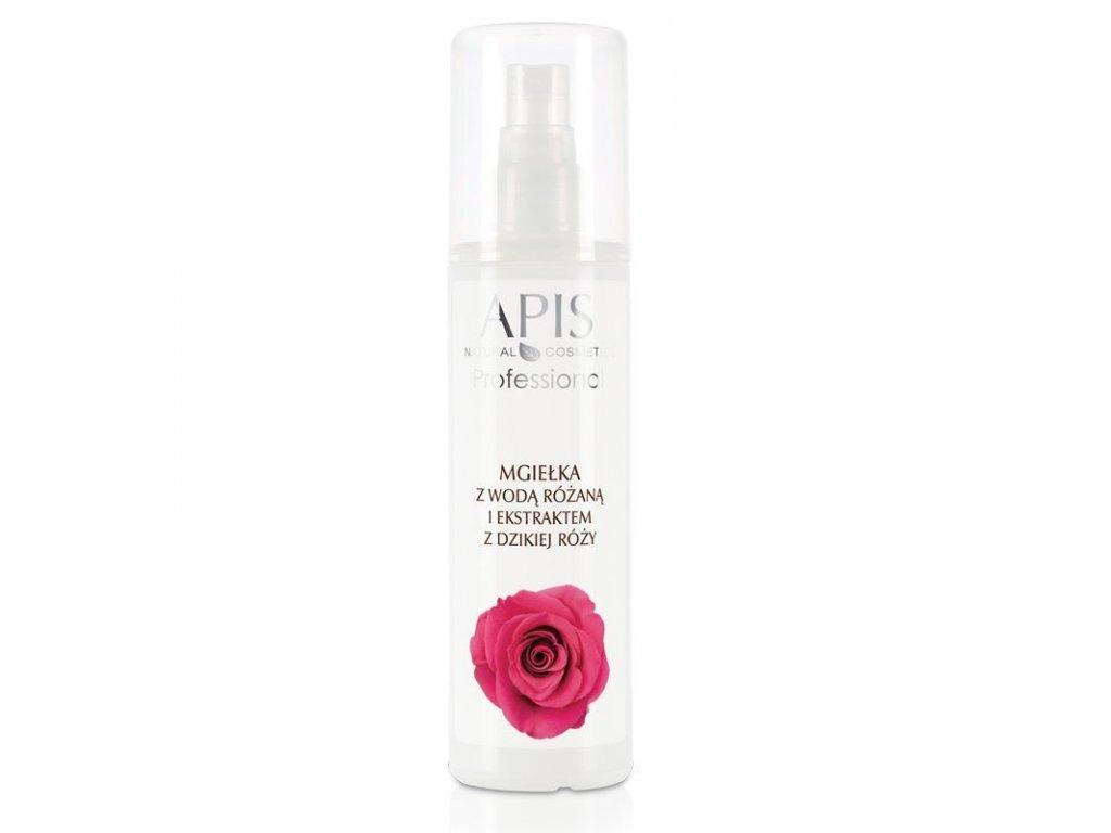APIS Mist s růžovou vodou a výtažkem z šípku 150ml