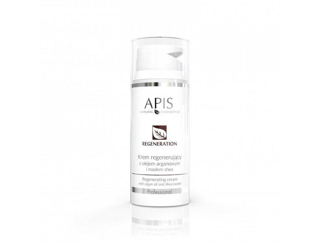 APIS Regeneration krém  s arganovým olejem a bambuckým máslem 100ml