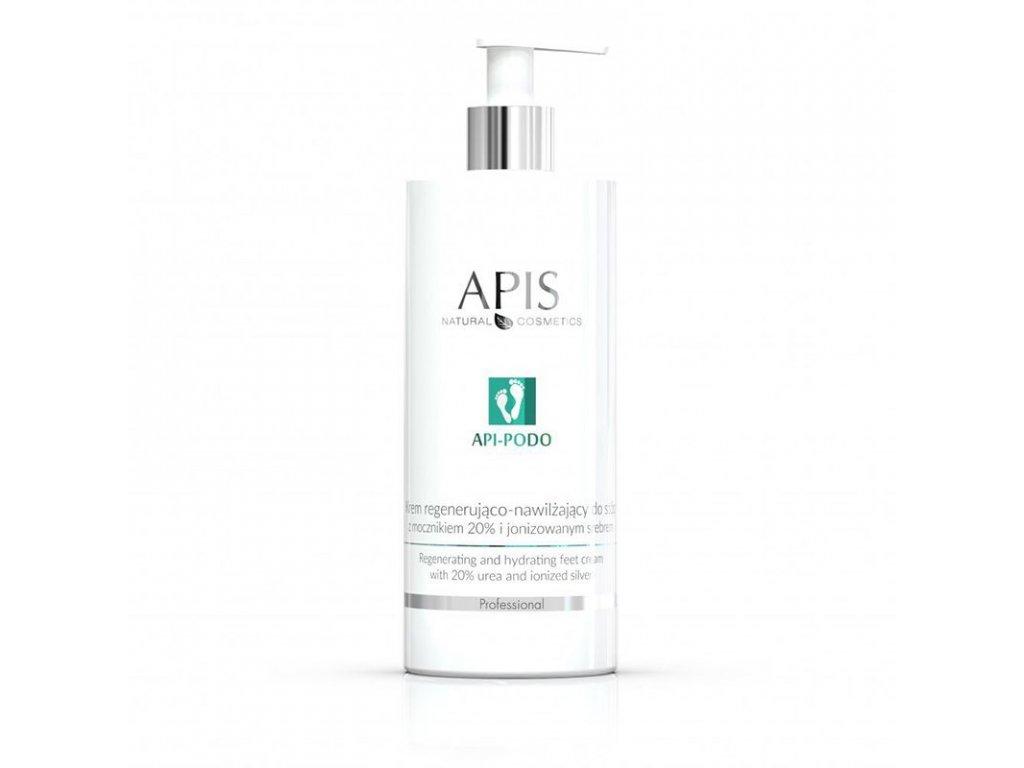 APIS Api-Podo krém na nohy regenerační a zvlhčující 500ml