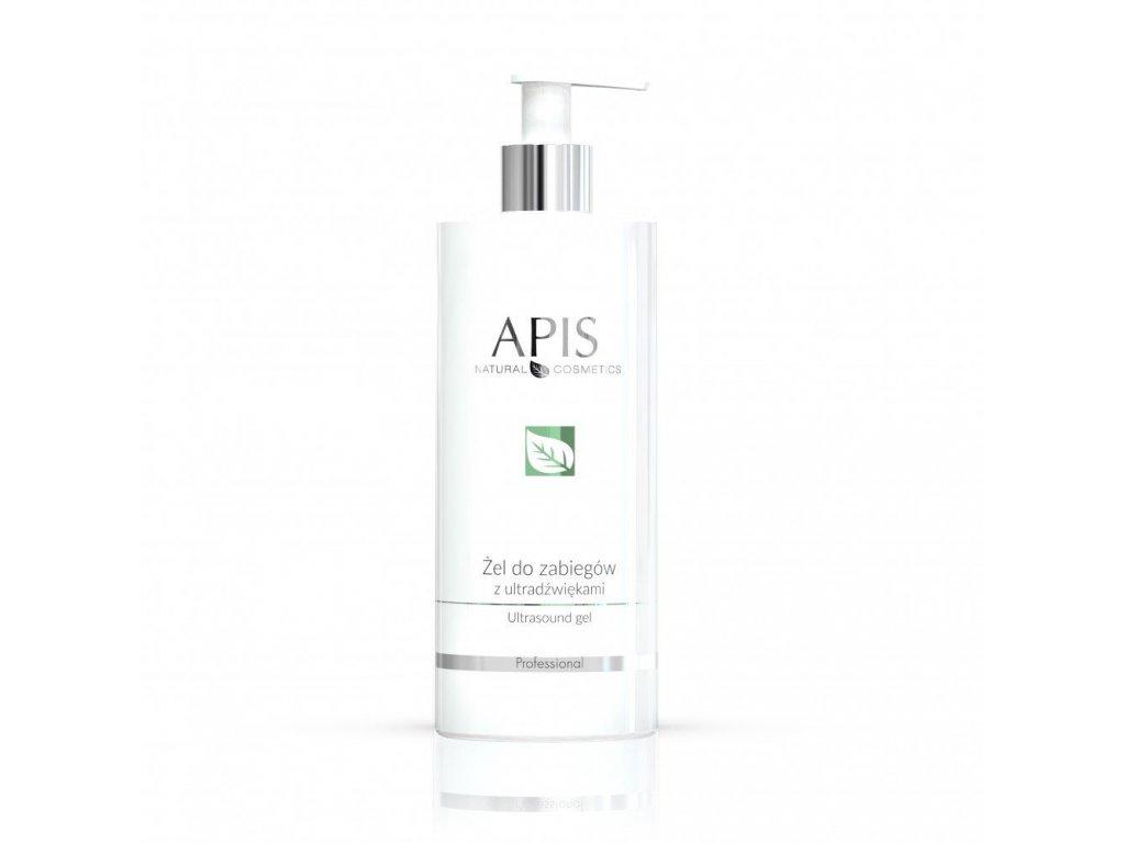 APIS Gel pro ošetření ultrazvukem 500 ml