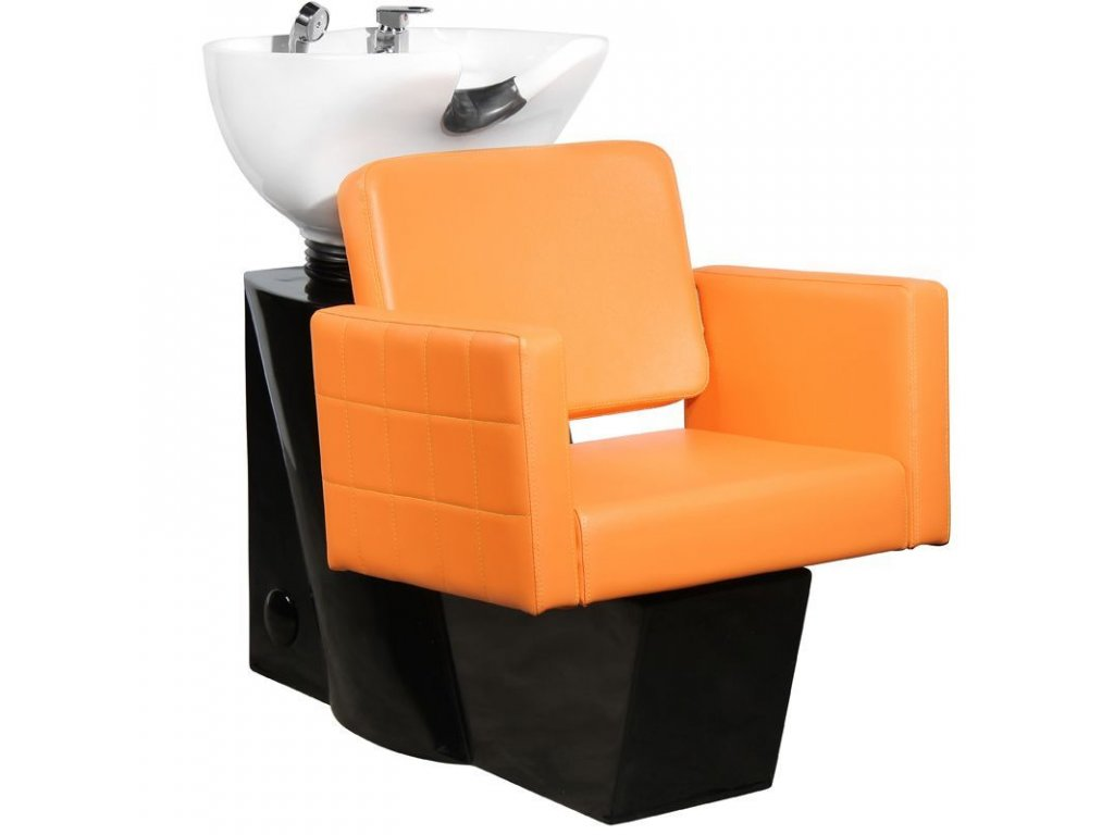 GABBIANO HAIR WASH UNIT ANKARA ORANGE