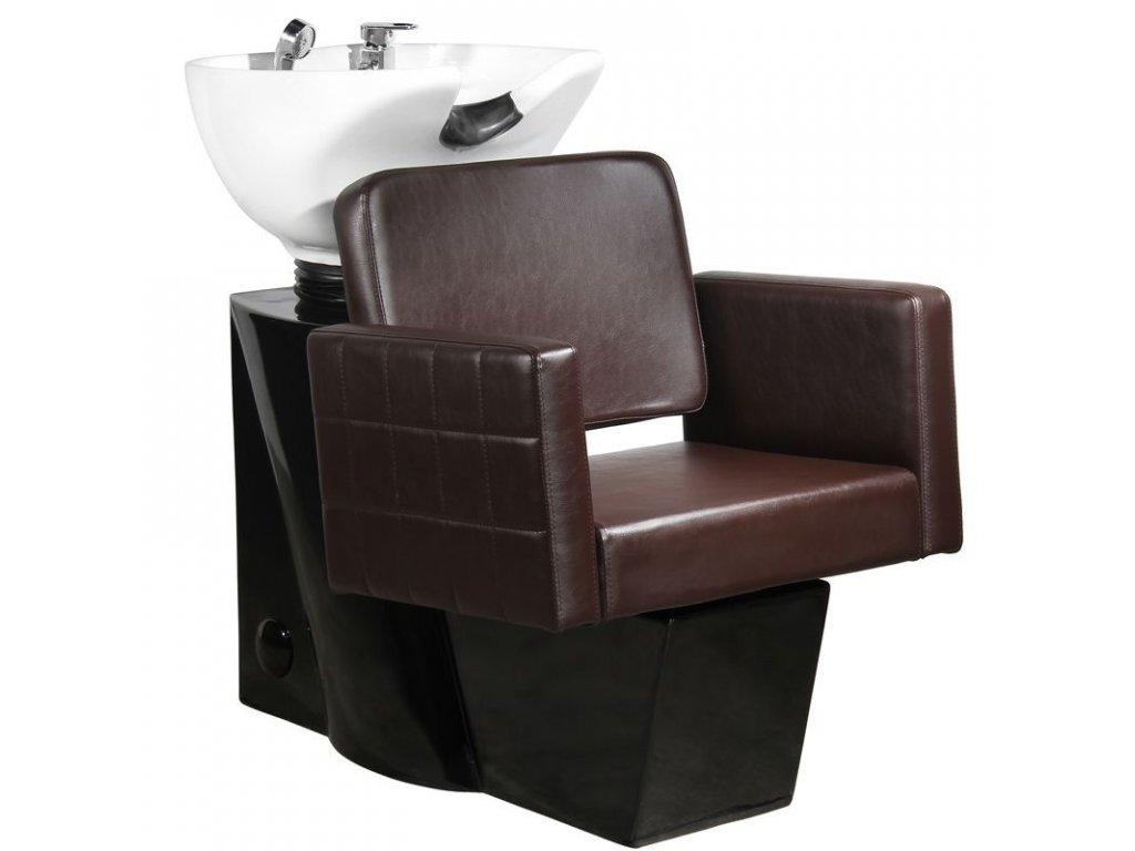 GABBIANO HAIR WASH UNIT ANKARA BROWN