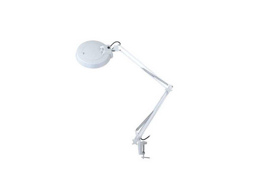 Kosmetická lampa s lupou