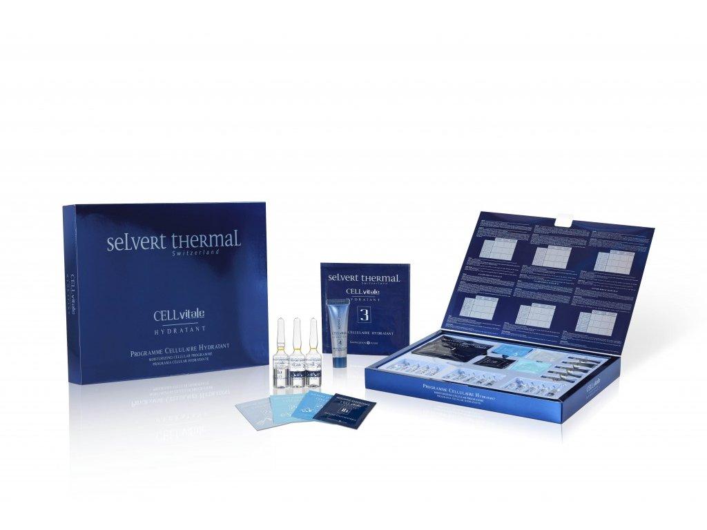 Saloní set - hydratační ošetření - Moisturizing Cellular Programme