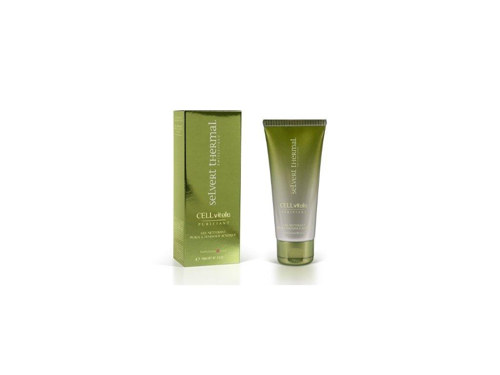 Čistící gel na mastnou/ aknózní pleť - Cleansing Gel / Acne - Prone skins