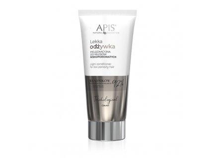 APIS TRYCHOLOGICAL CARE Lehký kondicionér pro vlasy s nízkou pórovitostí 200ml