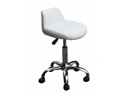 Židle C067 - bílá