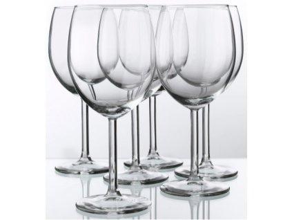 Sklenka na víno - půjčení na 1 den