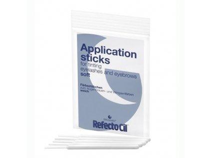 Tyčinka bílá RefectoCil 1 ks - tvrdší