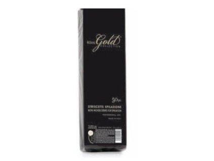Depilační papíry - GOLD