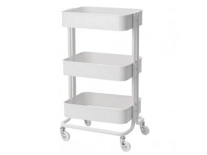 Pomocný kosmetický stolek HS05 bílý