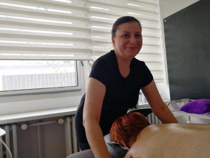 Klasická masáž 30min