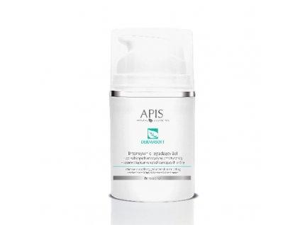 APIS Dermasoft Intenzivně uklidňující gel po ošetření dráždícím pokožku 50ml