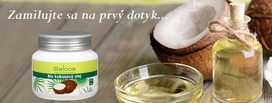 Kokosový olej 250ml