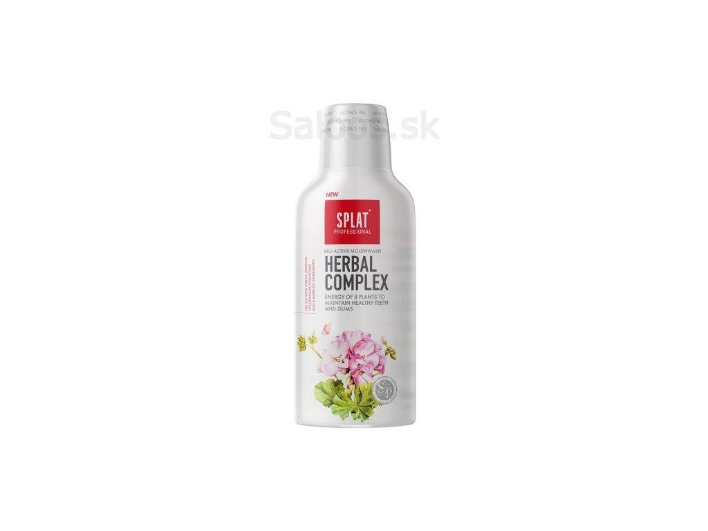splat herbal complex ustni voda 275 ml