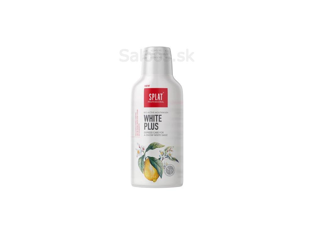splat white plus new ustni voda 275 ml