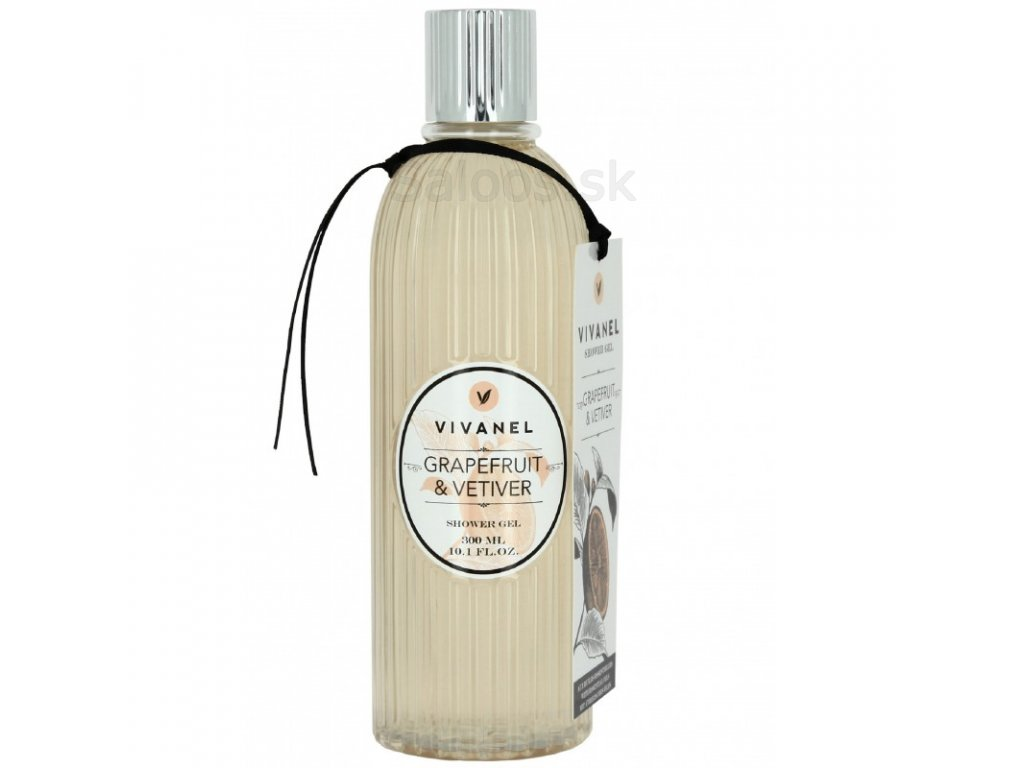 vivanel duso zele grapefruit vetiver 300 ml