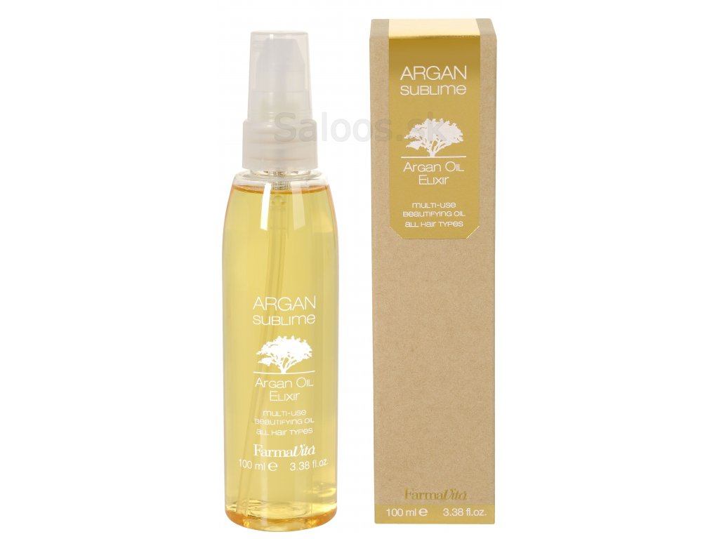ArganOilElixirSerum100 ml
