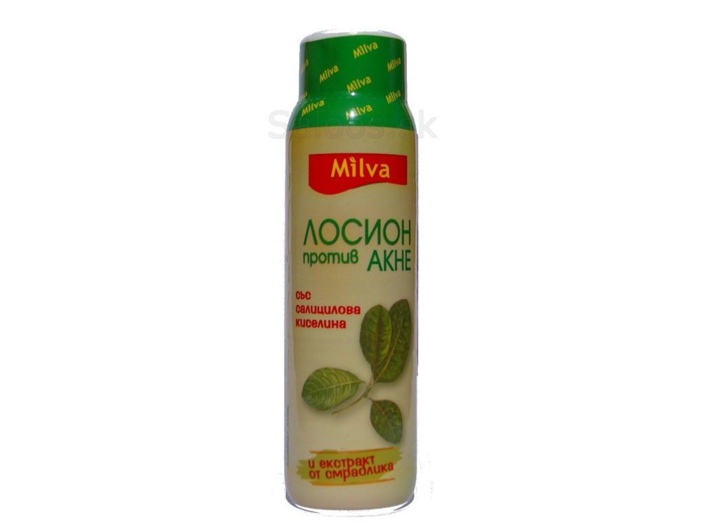 Milva - Pleťová voda anti-akné so sumachom 100 ml