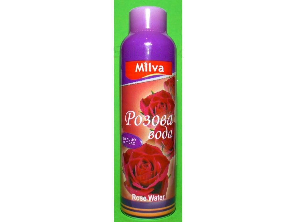 Milva - Ružová voda 200 ml