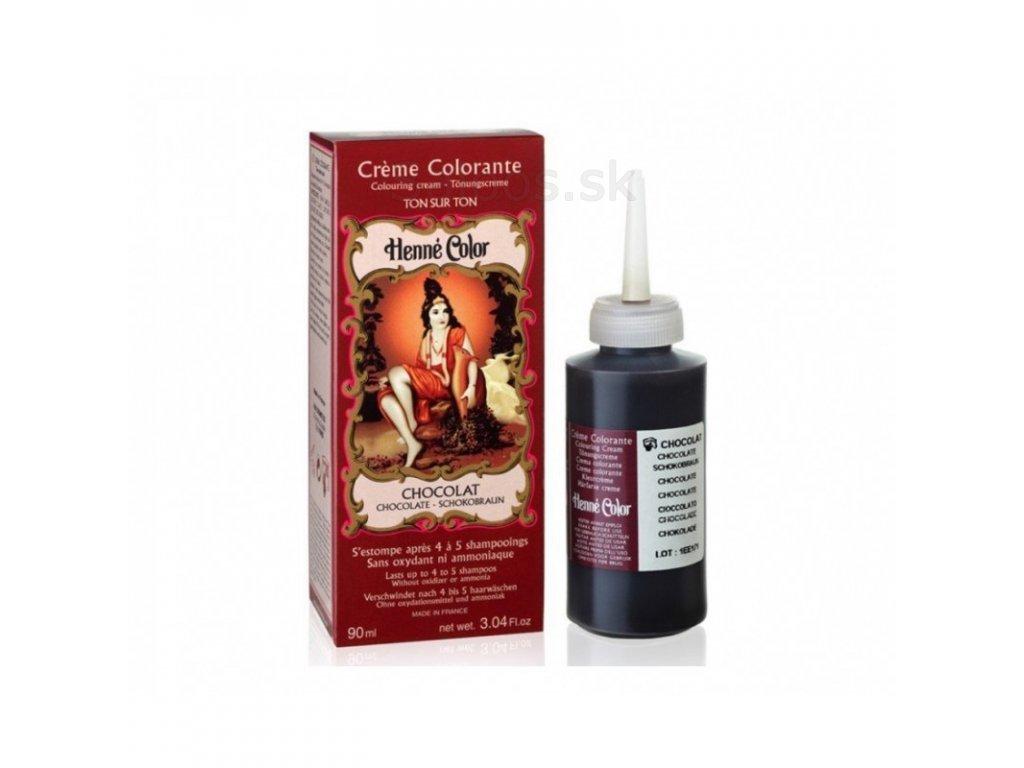 Henne Color - Tónovacia Henna čokoládová 90 ml